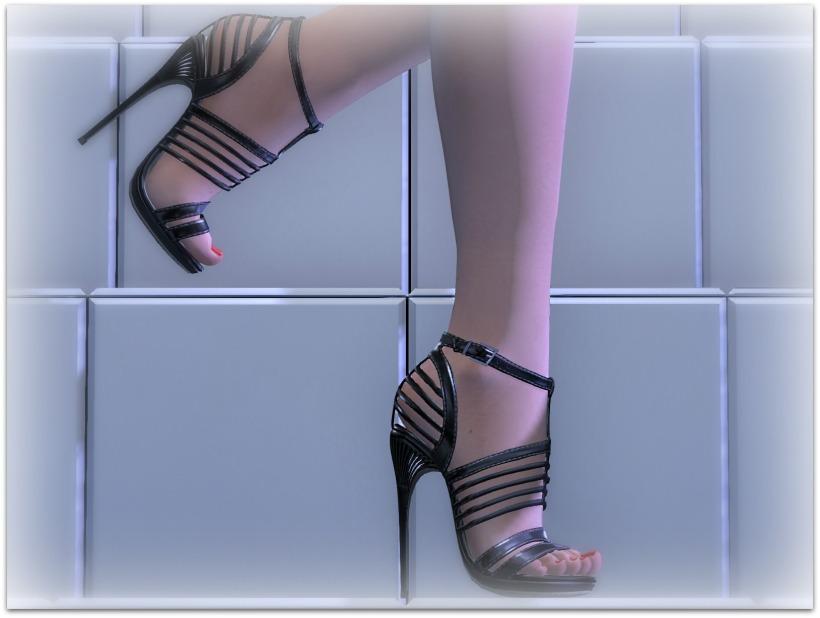 Glamistry - IRIS Heels [PF1040]a