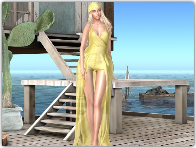 Ariadna Romper & Skirt2
